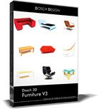 DOSCH 3D: Furniture V3