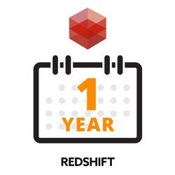 RedShift MultiSeat AddOn for Maxon C4D Subscription 1 Year