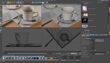 CINEMA 4D Studio R20 Short Term license for 3 months